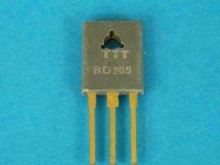 BD205 NPN transistor TO127