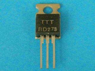 BD273 NPN transistor TO220