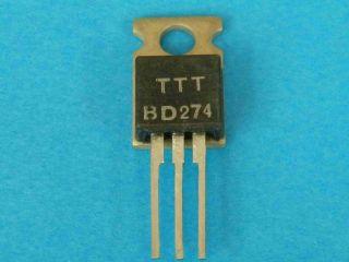 BD274 PNP transistor TO220