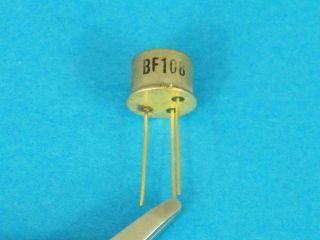 BF108 NPN transistor TO39