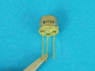 BF109 NPN transistor TO39