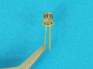 BF120 NPN transistor TO18