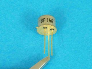 BF156 NPN transistor TO39