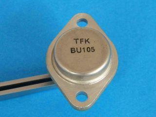BU105 NPN transistor TO3
