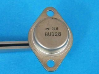 BU128 NPN transistor TO3