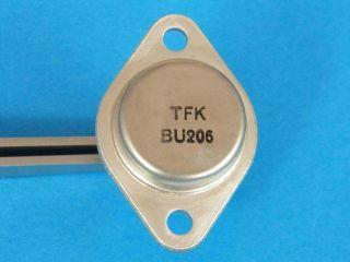 BU206 NPN transistor TO3
