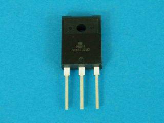 BU508AF NPN transistor ISOWATT218FX