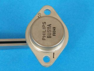 BUS11A NPN transistor TO3