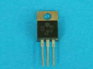 BUX85 NPN transistor TO220