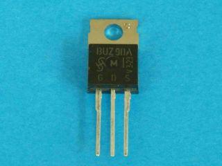 BUZ90A N-channel SIPMOS TO220