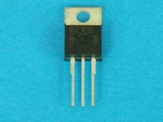 BUZ102S N-channel SIPMOS TO220