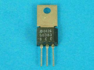 GD383 transistor TO202