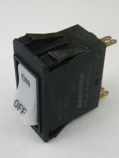 INTERRUTTORE TERMICO E-T-A   3120-F551-P7T1-W12FB4  7A