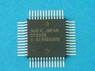 CIRCUITO INTEGRATO  NEC  UPD7225G 52QFP 14X14 UPD7225G00