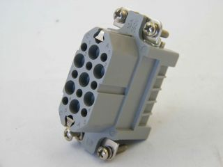 CONNETTORE  TYCO 2-1103107-3  HND.15.BU.C  HTS 21.49.22.15.41