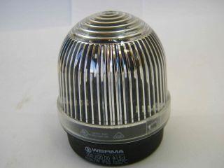 LAMPADA TRASPARENTE WERMA 200.400.00
