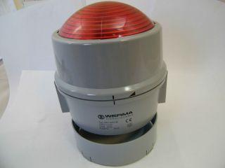 LAMPADA SEMAFORO ROSSO WERMA 890.100.00