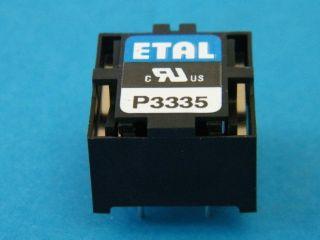 LINE MATCHING TRANSFORMER  ETAL P3335