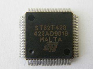CIRCUITO INT.SMD ST62T42BQ6  8 BIT MCU