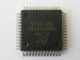 CIRCUITO INT.SMD ST62T45BQ6  8 BIT MCU