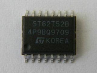CIRCUITO INT.SMD ST62T52BM6 8 BIT MCU