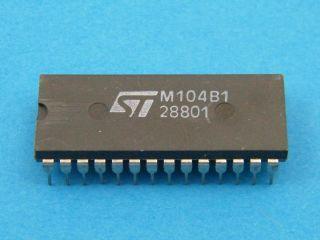 CIRCUITO INTEGRATO M104B1 ST MICROELECTRONICS DIL28
