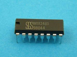 CIRCUITO INTEGRATO M1124B1 SGS DIL16