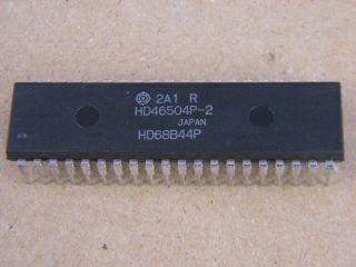 HD68B44P-2 2MHZ DMAC HITACHI DIP40