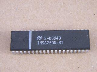 INS8250NBT  UART NATIONAL DIP40