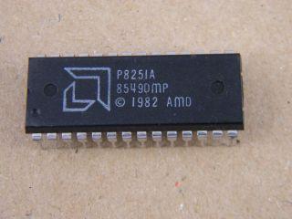 P8251A AMD PROG. COMUNICATION INTERFACE