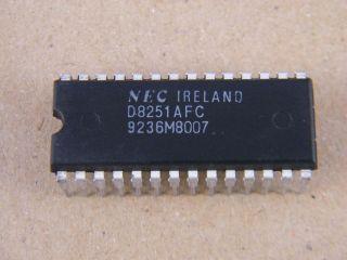 UPD8251AFC  NEC PROG. COMUNICATION INTERFACE