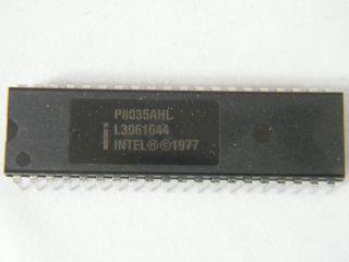 P8035AHL INTEL MICROCONTROLLER DIP40