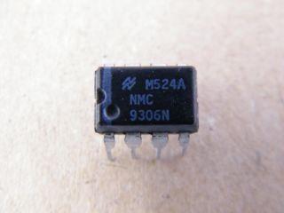 NMC9306N  256 BIT EEPROM NATIONAL