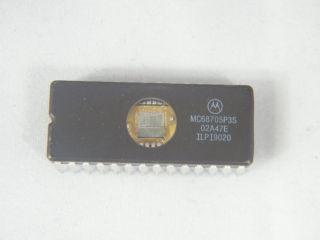 MC68705P3S MOTOROLA ERASABLE VERSION