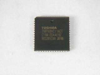 TMP68HC11A0T TOSHIBA PLCC52