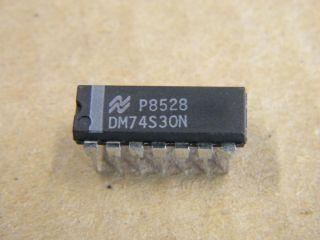 74S30 SN74S30 8 INPUT NAND