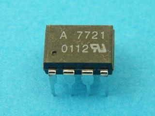 HCPL7721 AVAGO OPTOCOPLER DIL8