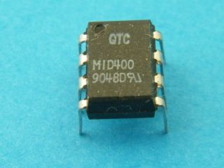 MID400  QUALITY TECHNOLOGY  OPTOCOPLER DIL8
