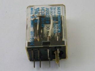 RELE MATSUSHITA HC2-DC12V HC2-12V