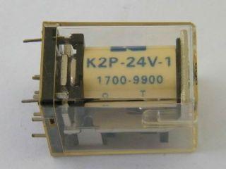 RELE MATSUSHITA K2P-24V-1