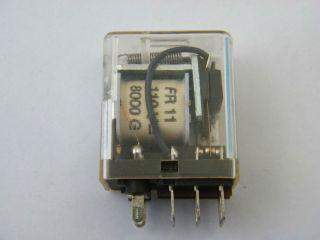 RELE  ELESTA FR11-110VDC