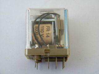 RELE ELESTA FR14P-110VDC