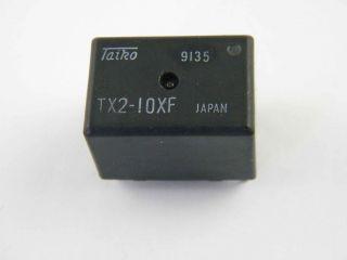 RELE TAIKO TX2-10XF AUTOMOTIVE RELE'