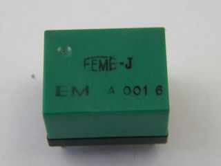 RELE FEME EMA001-6 1 SCAMBIO 6VDC