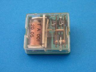 RELE FEMA FTA001-20-05  6VDC 1 SCAMBIO 5A 220V