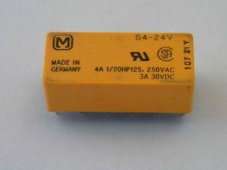 RELE MATSUSHITA S4-24V