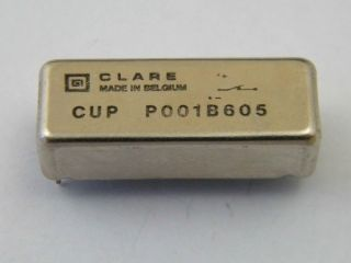 RELE REEE CUPP001B605 5V  1 CONTATTO NC  FORM B