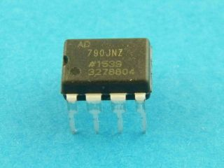 AD790JN ANALOG DEVICES PRECISION COMPARATOR DIL8