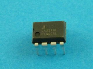 CA3240E INTERSIL DIL8 OPERATIONAL AMPLIFIER