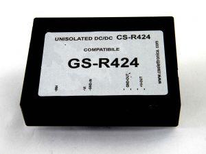 DC/DC CONVERTER CS-R424 COMPATIBILE GS-R424  GSR424